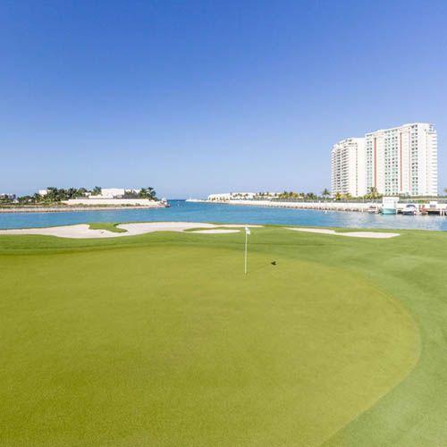 Puerto Cancun Golf Course