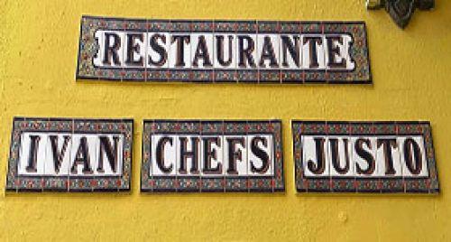 Ivan Justo Chef