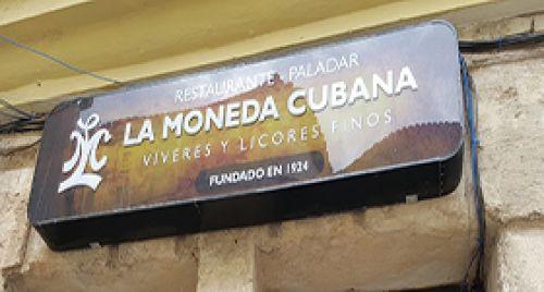 La Moneda Cubana