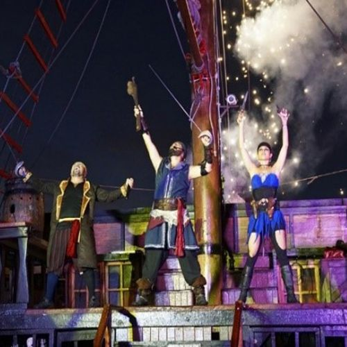 Pirates Of The Bay Nigth Tour
