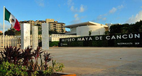 Cancun Maya Museum