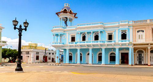 Tres Ciudades (Cienfuegos, Santa Clara,Trinidad)