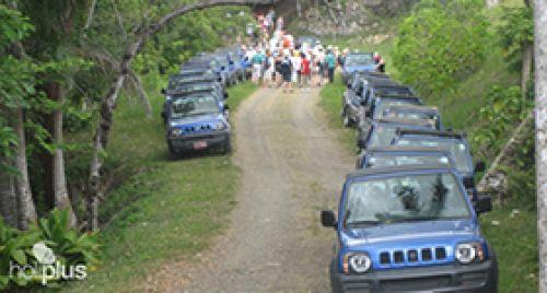 Jeep Safari Nature Tour